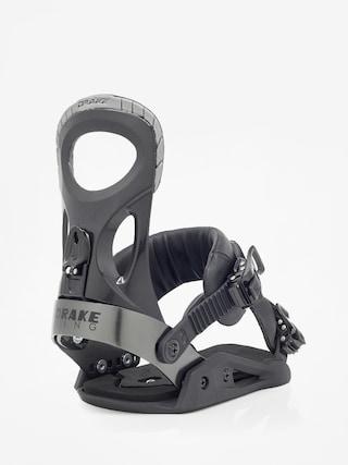 Snowboardovu00e9 viazanie Drake King (black)