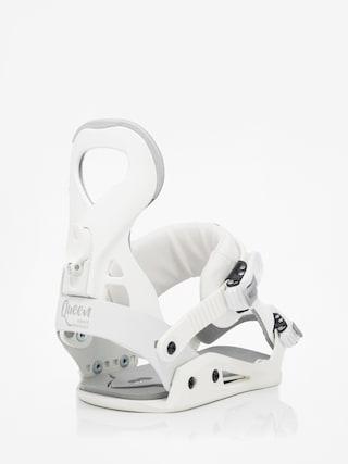 Snowboardovu00e9 viazanie Drake Queen Wmn (white)