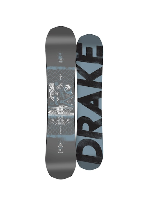 Snowboard Drake Df Junior Board