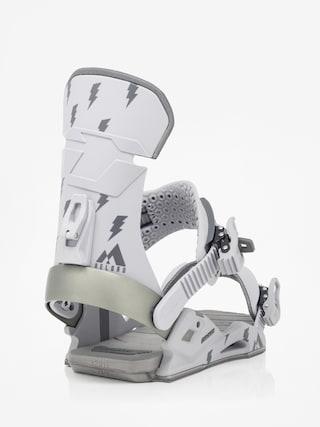 Snowboardovu00e9 viazanie Drake Reload (grey)
