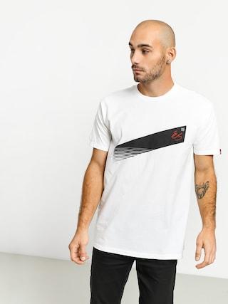 Triu010dko Es Script Stripe (white)