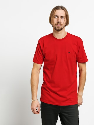 Tričko Emerica Triangle Staple (red)