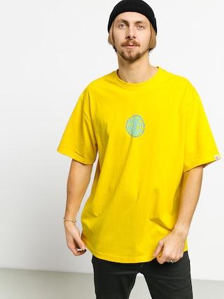 Tričko Element Dotted (bright yellow)