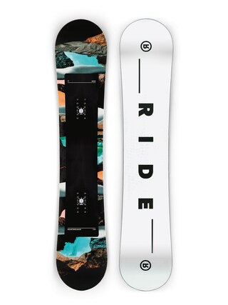 Snowboard Ride Heartbreaker Wmn (white/black)