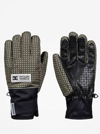 Rukavice DC Franchise Glove (desert night camo)