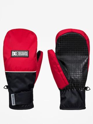 Rukavice DC Franchise Mitt (racing red)