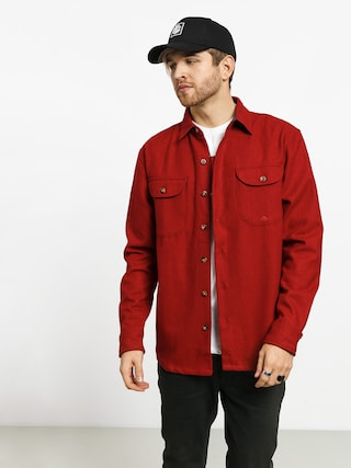 Kou0161eu013ea Emerica Nicholson Wool Shirt (red)