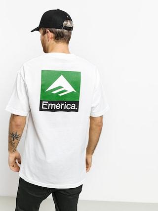 Triu010dko Emerica Classic Back Print (white)