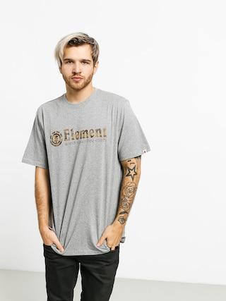 Tričko Element Scope (grey heather)