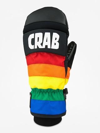 Rukavice Crab Grab Punch Mitt (rainbow)