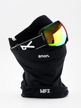 Okuliare na snowboard Anon M2 Mfi W Spare (black/sonar green)