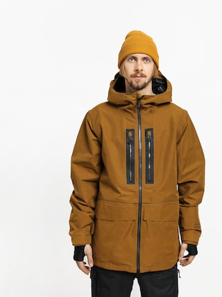 Snowboardovu00e1 bunda Volcom Stone Gore Tex (crl)