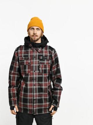 Snowboardová bunda Volcom Creedle 2 Stone (red)