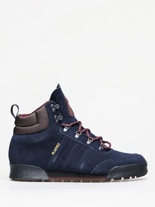 Topu00e1nky adidas Originals Jake Boot 2.0 (conavy/maroon/brown)