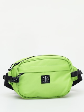 u013dadvinka Polar Skate Cordura Hip Bag (lime)
