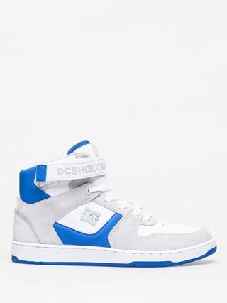 Topu00e1nky DC Pensford (white/grey/blue)