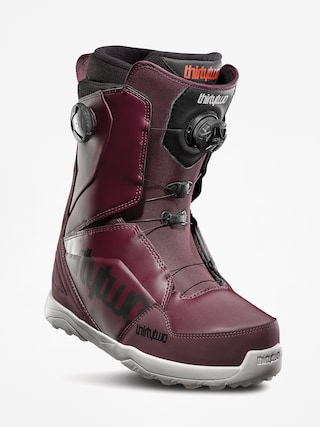 Obuv na snowboard ThirtyTwo Lashed Double Boa (maroon/black/white)