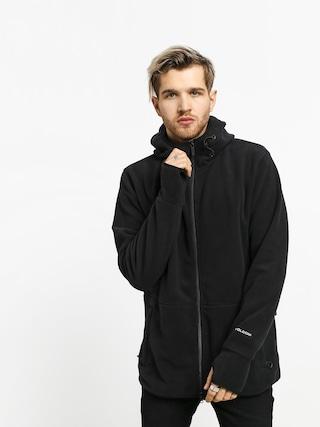 Mikina s kapucu0148ou Volcom Polartec Fleece HD (blk)