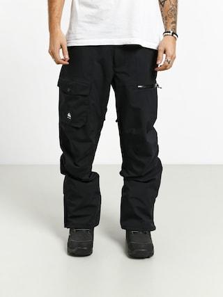 Snowboardovu00e9 nohavice Quiksilver Utility (black)