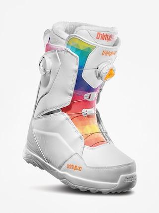 Obuv na snowboard ThirtyTwo Lashed Double Boa Wmn (white)