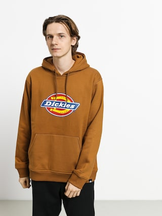 Mikina s kapucu0148ou Dickies San Antonio HD (brown duck)