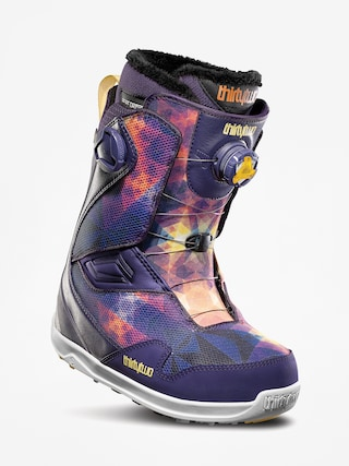 Obuv na snowboard ThirtyTwo Tm 2 Double Boa Wmn (purple)