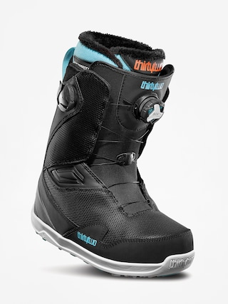 Obuv na snowboard ThirtyTwo Tm 2 Double Boa Wmn (black/blue/white)