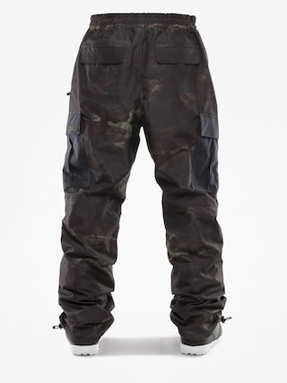 Snowboardovu00e9 nohavice ThirtyTwo Fatigue (brown/camo)
