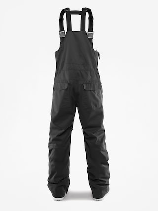 Snowboardovu00e9 nohavice ThirtyTwo Basement Bib (black)