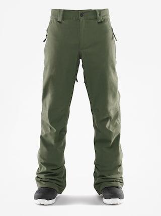 Snowboardové nohavice ThirtyTwo Lana Wmn (army)