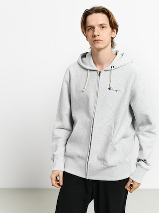 Mikina s kapucu0148ou Champion Reverse Weave Hooded Full Zip LCL ZHD (loxgm)