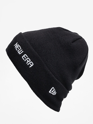 u010ciapka New Era Cuff Knit (black/white)