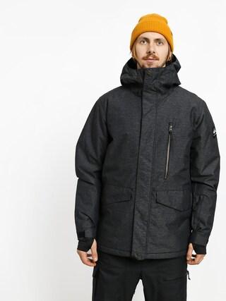 Snowboardovu00e1 bunda Quiksilver Mission (black)