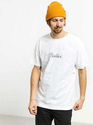 Tričko K1x Baller Stitch (white)