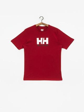 Triu010dko Helly Hansen Logo (oxblood)