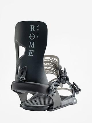 Snowboardovu00e9 viazanie Rome Crux (black)