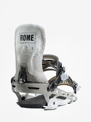 Snowboardovu00e9 viazanie Rome Targa (whiteroom)