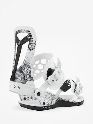 Snowboardovu00e9 viazanie Union Falcor (white)
