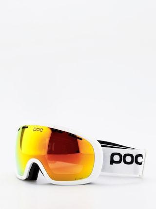 Snowboardovu00e9 okuliare POC Fovea Clarity (hydrogen white/spektris orange)