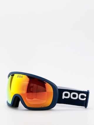 Snowboardovu00e9 okuliare POC Fovea Clarity (lead blue/spektris orange)