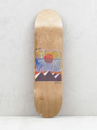 Doska Youth Skateboards Pyramids (light brown)