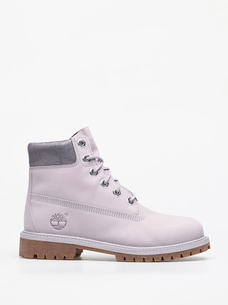 Zimnu00e9 topu00e1nky Timberland 6 In Premium (light grey nubuck)