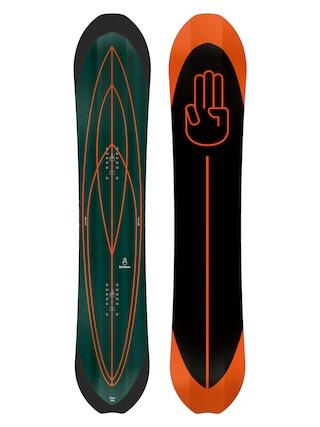 Snowboard Bataleon Omni (black/orange)