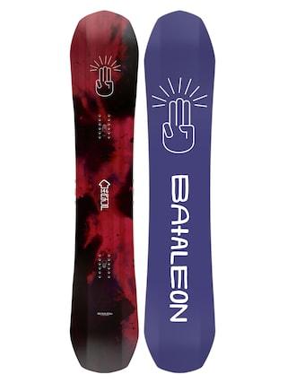 Snowboard Bataleon Push Up Wmn (blue/white)