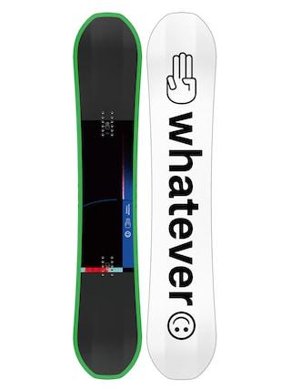 Snowboard Bataleon Whatever (white/black/green)