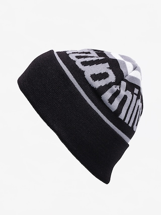 u010ciapka ThirtyTwo Double Beanie (black)