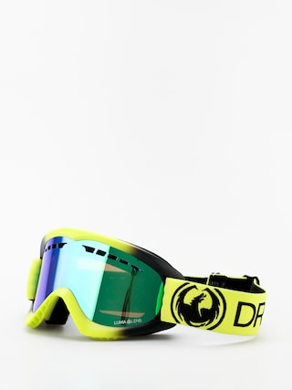 Snowboardove okuliare Dragon DX (lime/lumalens green ion)