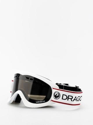 Snowboardove okuliare Dragon DX (retro/lumalens dark smoke)