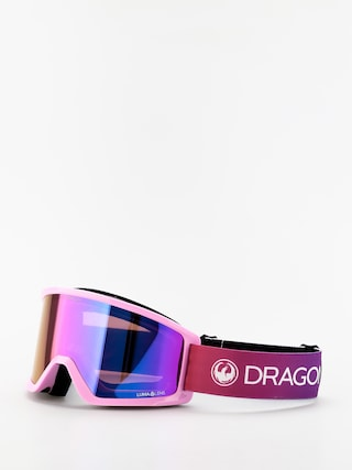 Snowboardove okuliare Dragon DX3 (candy/lumalens purple ion)