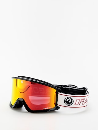 Snowboardove okuliare Dragon DX3 (bantam/lumalens red ion)